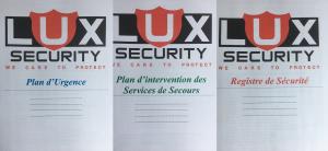 Documents réglementaires securite