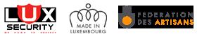 Luxsecurity Luxembourg SA – Alarmes et sécurité pour particuliers et entreprises Logo
