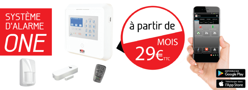 Alarme Luxsecurity Luxembourg
